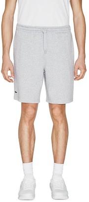 Lacoste Sport Fleece Drawstring Shorts $70 thestylecure.com