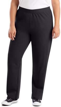 Just My Size Women's Plus-Size Fleece Petite Sweatpant