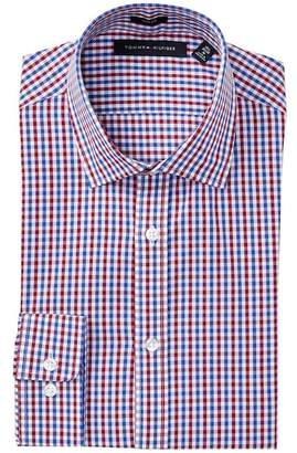 Tommy Hilfiger Mini Check Slim Fit Shirt