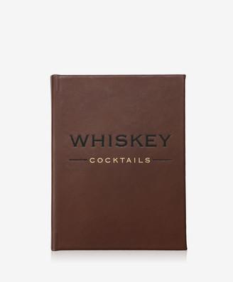 GiGi New York Whiskey Cocktails, Brown Genuine Leather