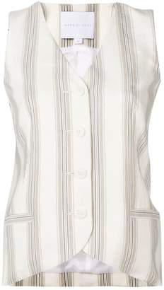 Noon By Noor Andy tailored waistcoat