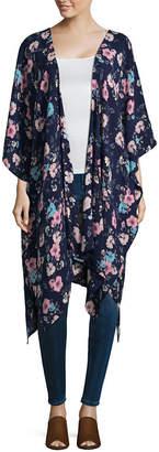 A.N.A 3/4 Sleeve Kimono - Tall