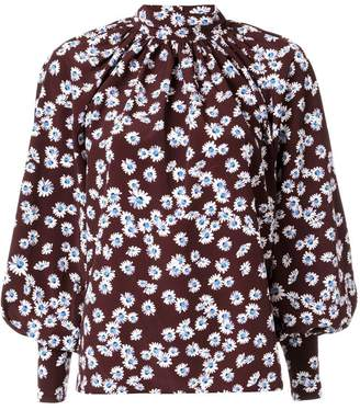 83c00862ca0b24 Anna October daisy print blouse. Farfetch ...