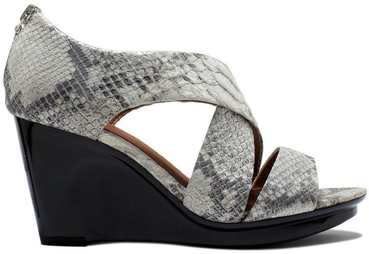 Donald J Pliner Shoes, Aurora Wedge Sandals