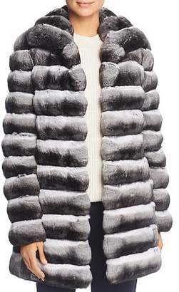 Maximilian Furs Chinchilla Fur Coat