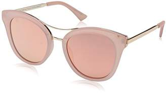 Foster Grant Item 8 Sp.3 Cateye Soft Pink Women's Designer Sunglasses