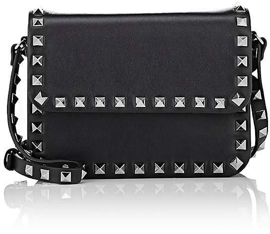 Valentino Garavani Women's Rockstud Small Leather Shoulder Bag