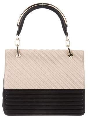 Max Mara Bicolor Top Handkle Bag