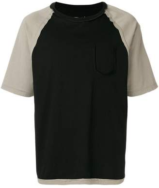 Maison Margiela two-tonal T-shirt