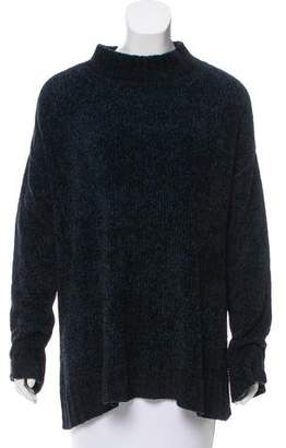 Creatures of Comfort Long Sleeve Knit Sweater