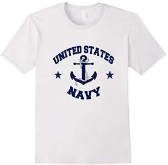 U.S. Navy Vintage Military T- Shirt