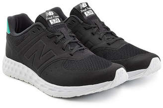 New Balance Sneakers with Mesh