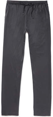 Zimmerli Cotton and Modal-Blend Jersey Pyjama Trousers
