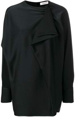 Valentino ruffled blouse