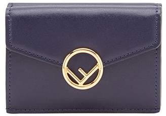 Fendi F is tri-fold wallet