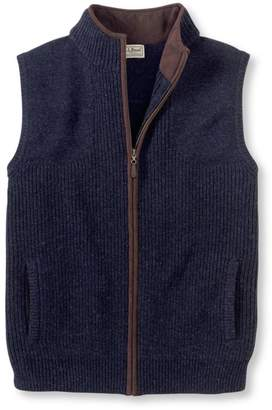 L.L. Bean L.L.Bean Waterfowl Sweater Vest