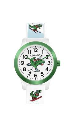 Lacoste Unisex Kid's Analogue Quartz Watch with Silicone Strap 2030022