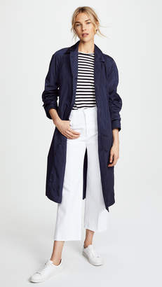 ADD Nylon Pro Trench Coat