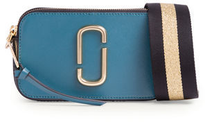 Marc Jacobs Snapshot Colorblock Leather Camera Bag $295 thestylecure.com