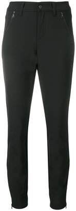 Cambio zip pocket slim-fit trousers