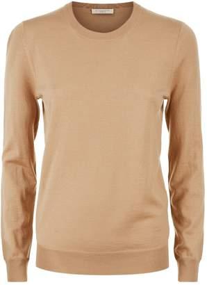 Burberry Merino Wool Elbow Patch Sweater