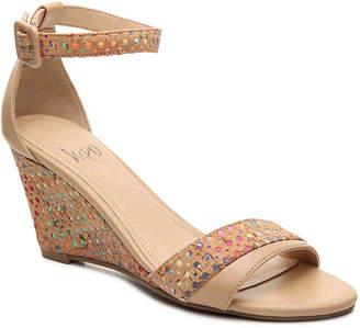 Women's Van Gogh Sandal -Cork Multi $60 thestylecure.com