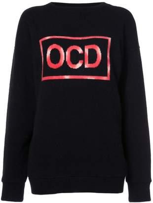 The Elder Statesman OCD jumper