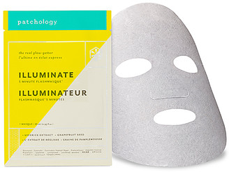 Patchology FlashMasque Illuminate 4 Pack.