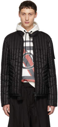 Craig Green Moncler Genius SSENSE Exclusive 5 Moncler Black Down Triton Jacket