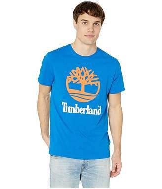 Timberland Logo Short Sleeve Tee