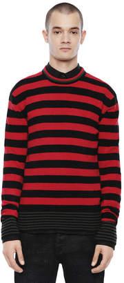 Diesel Black Gold Diesel Sweaters BGKJG - Red - XL