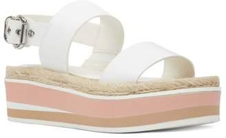 Nine West Athena Slingback Platform Sandal