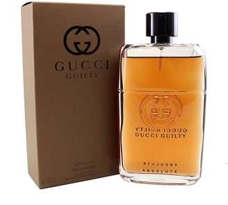 Gucci guilty absolute eau de parfum spray 3.0 oz / 90 ml for men by , 3.0 fluid_ounces