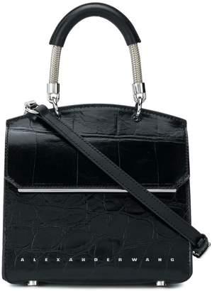 Alexander Wang embossed shoulder bag