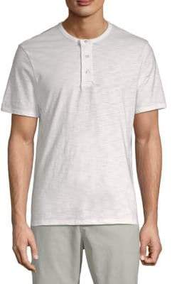 Vince Slub Cotton Henley