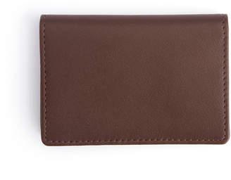 Royce New York Business Card Case