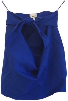 Rodier Blue Skirt for Women