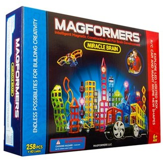 Boy's Magformers 'Miracle Brain' Construction Set $399.99 thestylecure.com