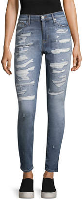 Hudson Jeans Nico Super Skinny Pant