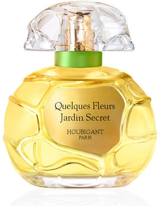 Houbigant Paris Quelques Fleurs Jardin Secret Collection Privee, 3.3 oz./ 100 mL