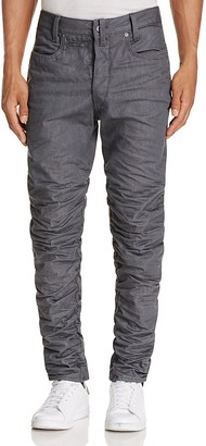 G-STAR RAW Staq Slim Fit Jeans in 3D Raw $250 thestylecure.com