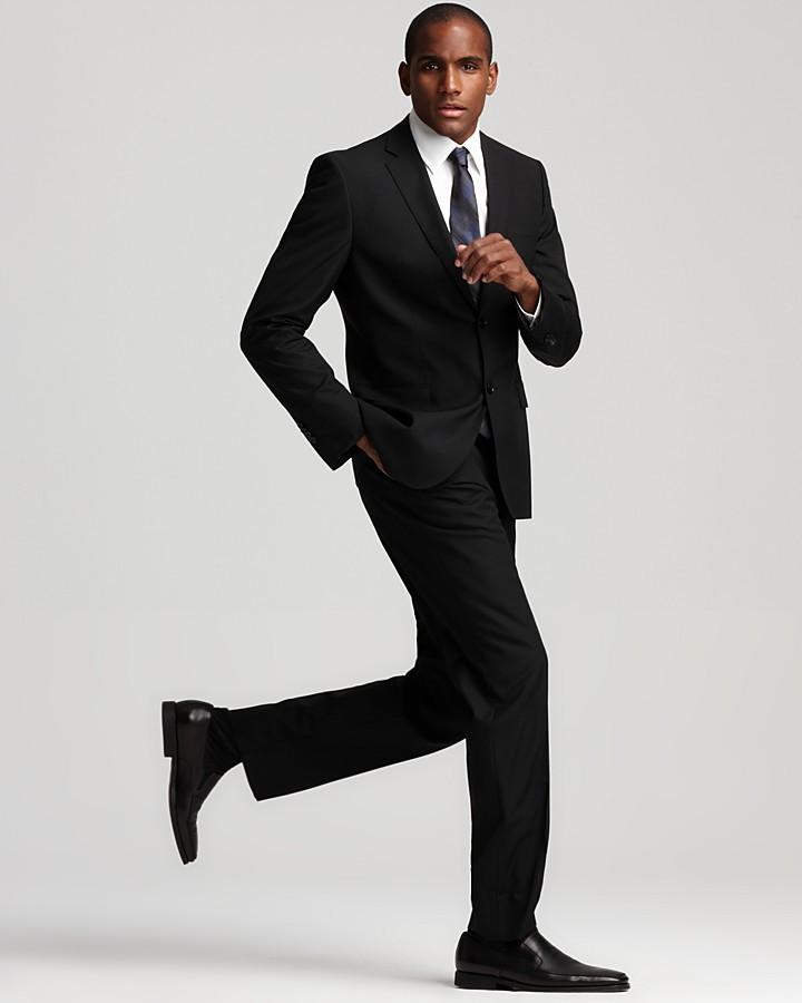 Boss Black BOSS HUGO BOSS Jam/Sharp 120's Biotech Suit