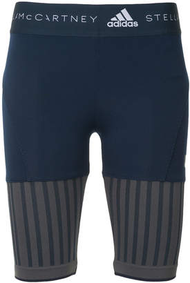 adidas by Stella McCartney Run Ultra flat knit shorts