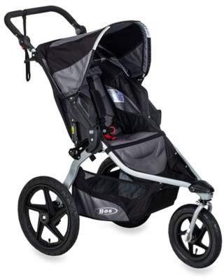 BOB® Revolution® FLEX Jogging Stroller in Black $449.99 thestylecure.com