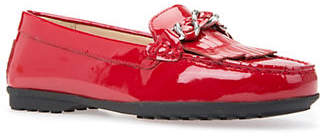 Geox Elidia Patent Leather Loafers