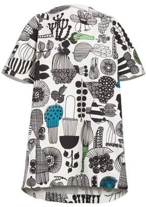 Junya Watanabe Vegetable Print Dress