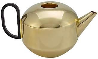 Tom Dixon Form Teapot, Brass, 500ml