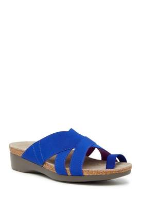 Munro American Delphi Wedge Sandal - Multiple Widths Available