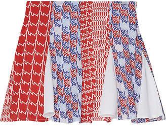 Kenzo 2-6Y Printed Skirt