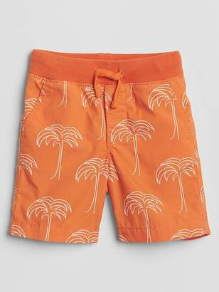 "Gap 4.5"" Print Pull-On Shorts"